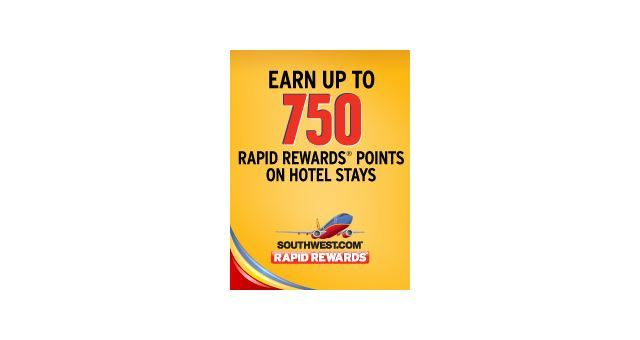 Rapid Rewards Promo Code