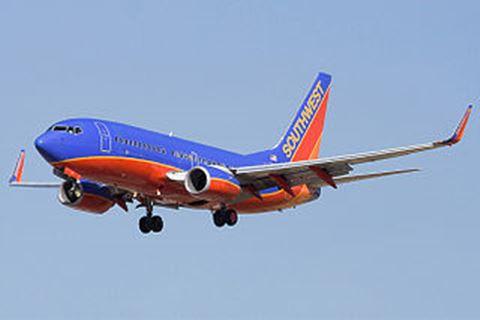 Southwest Airline Rapid Rewards Program